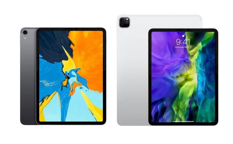 So sánh iPad Pro 2018 vs iPad Pro 2020