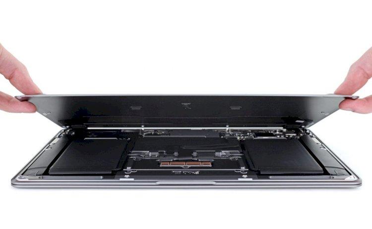 Bàn phím mới trên MacBook Air 2020 dày hơn 0,5mm, pin dễ thay thế so với các phiên bản trước