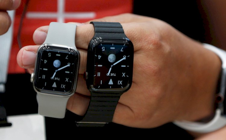 Apple Watch mới sẽ có cảm biến vân tay, Series 2 sẽ không lên được watchOS 7?