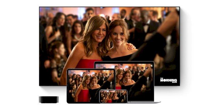 Apple TV+ giảm mạnh chất lượng hình ảnh ở Châu Âu để giảm tải băng thông cho nhà mạng mùa dịch