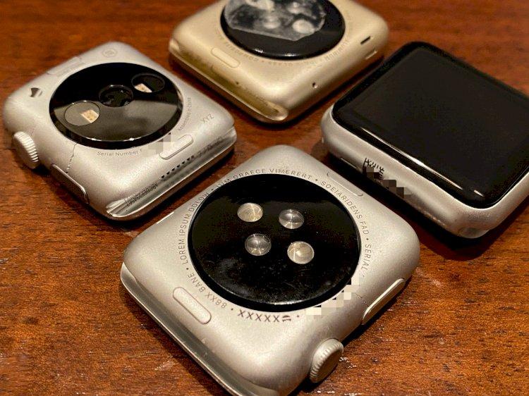 Xuất hiện nguyên mẫu Apple Watch thế hệ đầu tiên