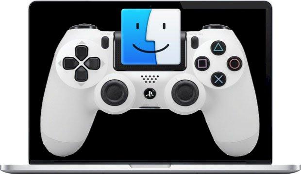 Hướng dẫn kết nối tay cầm PS4 với macOS Catalina để chơi game.