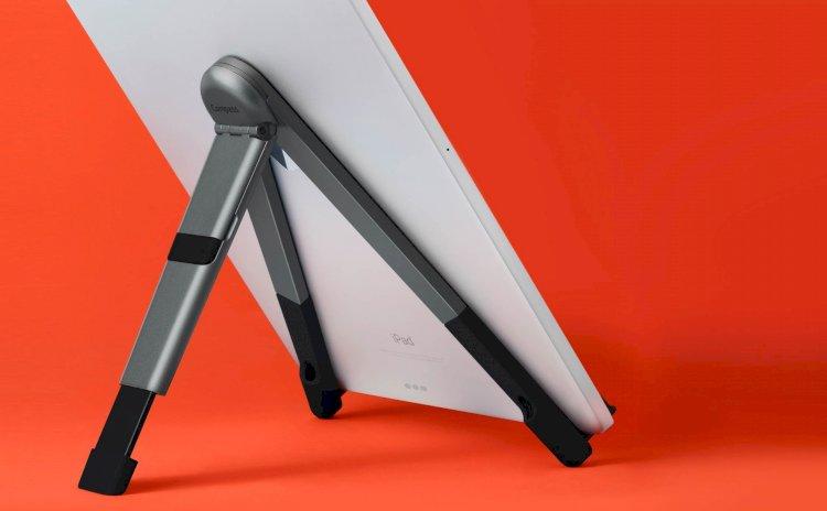 Twelve South Compass Pro: Đế kê iPad lấy cảm hứng từ com-pa, thiết kế tinh xảo, 3 góc dựng, 60$