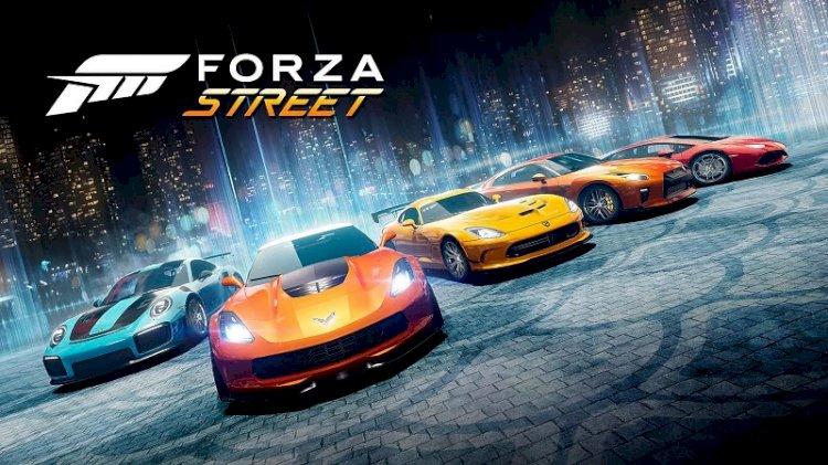 Game đua xe Forza Street đã chính thức có mặt trên nền tảng iOS