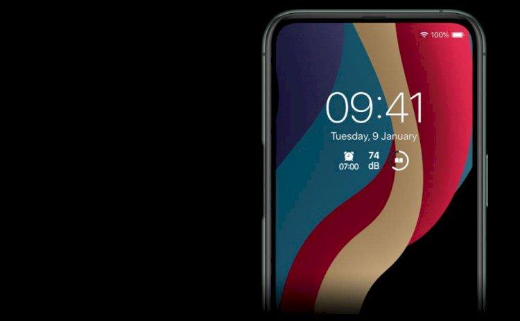 Concept của iPhone 12 mới đẹp và khá thực tế.