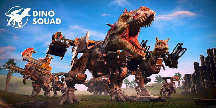 Dino Squad: Online Action