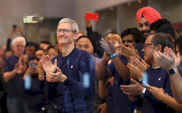 Apple bắt đầu cho nhân viên đi làm trở lại bình thường sau đại dịch COVID-19