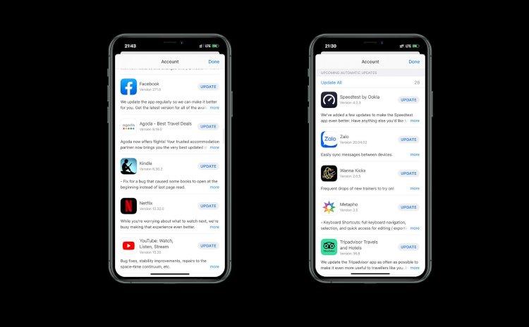 "App Store cập nhật loạt ứng dụng để sửa lỗi ""This app is no longer shared with you"""
