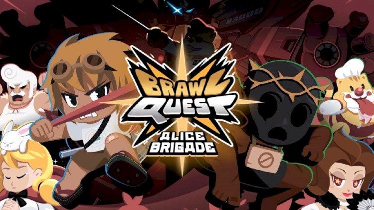 Brawl Quest: Alice Brigade