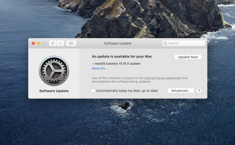 macOS 10.15.5 chính thức phát hành: có chức năng kéo dài tuổi thọ pin cho MacBook