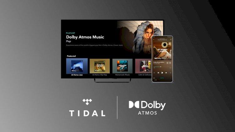 Tidal mang âm thanh Dolby Atmos Music lên Apple TV 4K