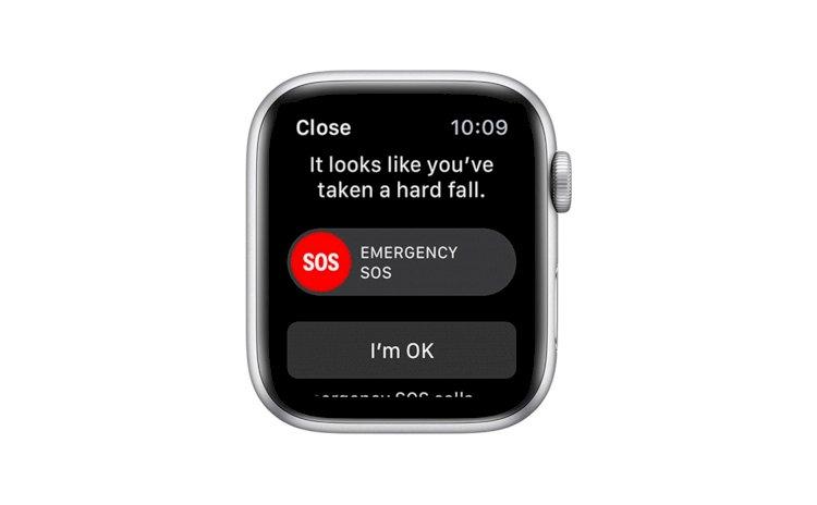 Apple Watch tự động gọi khẩn cấp đến 911 khi người đeo bị bất tỉnh