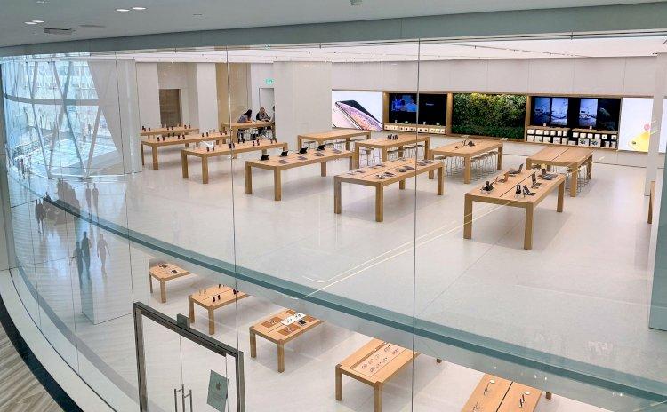 Apple lại phải đóng một số cửa hàng tại Mỹ vì dịch COVID-19