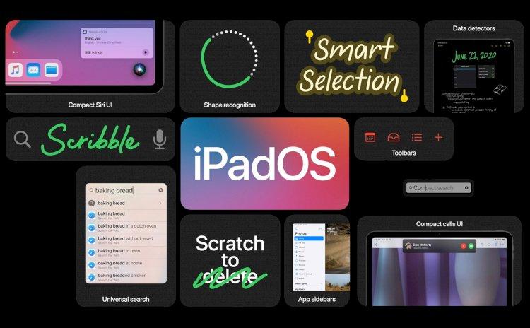 #WWDC2020: iPadOS 14 chính thức - giao diện tối ưu hơn, chuyển chữ viết thành text