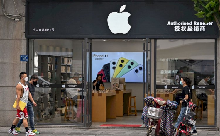 Apple hoãn cập nhật hàng ngàn tựa game tại thị trường Trung Quốc