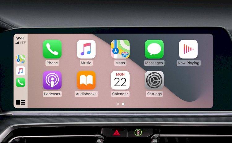 Apple CarPlay có trên 97% xe ô tô mới bán ra tại Mỹ, 80% trên toàn thế giới