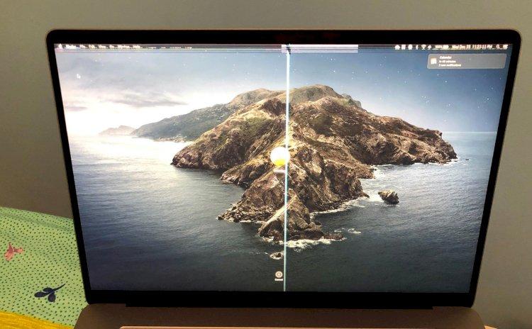 Tác hại của việc dán che camera webcam trên MacBook rồi gập màn hình lại