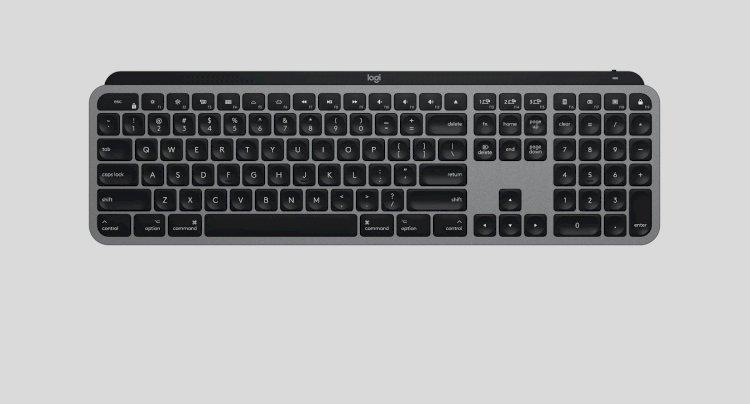 Logitech ra mắt bàn phím MX Keys dành cho Mac, giá 100 USD, pin có thể sử dụng lên đến 5 tháng