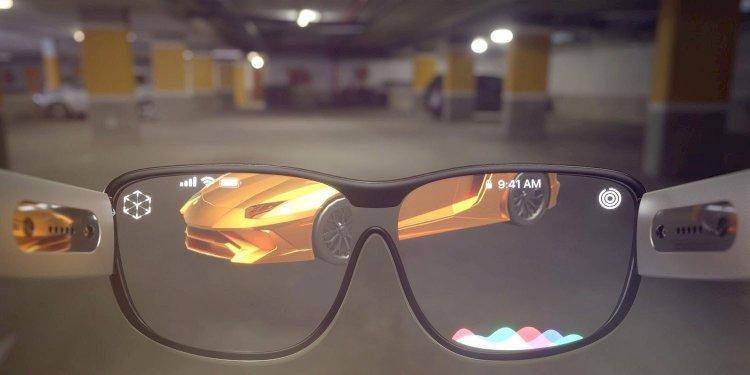Kính AR của Apple đã sản xuất thử nghiệm, mắt kính là màn hình gần trong suốt