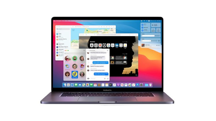 Apple phát hành bản cập nhật macOS Big Sur Beta 3