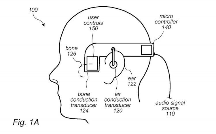 AirPods trong tương lai có thể được trang bị công nghệ truyền âm qua xương