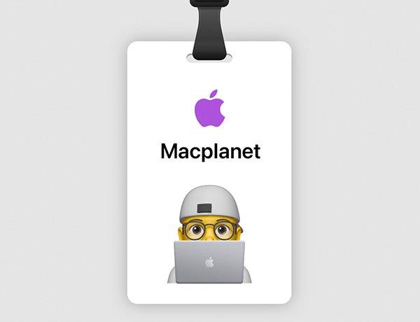 Tạo thẻ nhân viên Apple với memoji ngộ nghĩnh và vui nhộn
