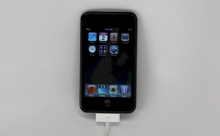 Xuất hiện hình ảnh được cho là của iPods phiên bản đầu tiên và chưa bao giờ được ra mắt