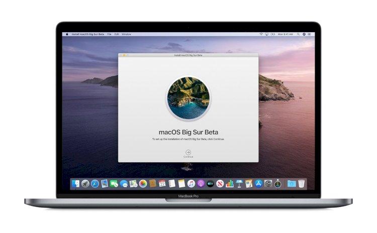 Hướng dẫn cài đặt macOS Big Sur Public Beta vừa được phát hành