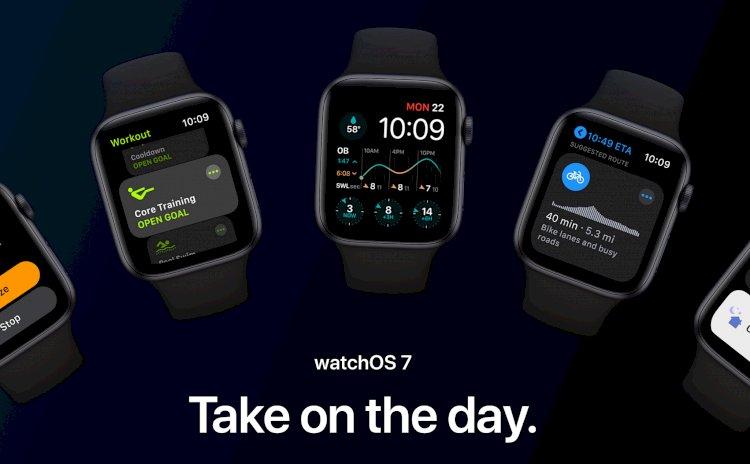 Apple phát hành watchOS 7 Public Beta 1 tới tất cả người dùng