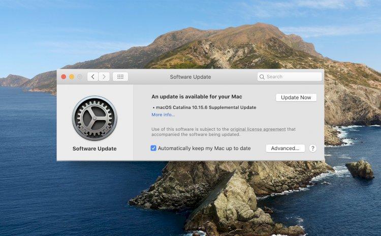 Apple phát hành bản cập nhật bổ sung cho macOS Catalina 10.15.6: sửa lỗi màn hình bị mờ trên iMac 27 inch 2020