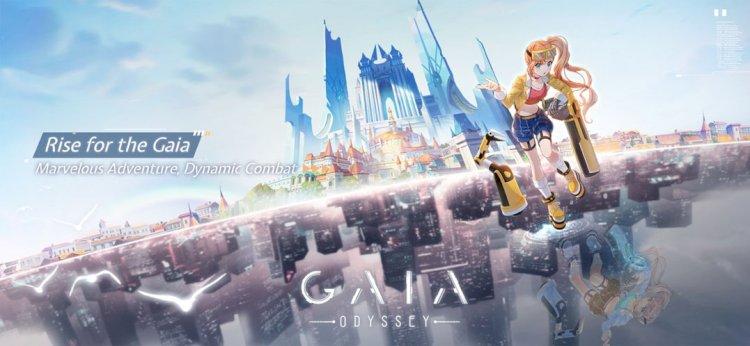 Gaia Odyssey: Key to Otherworld
