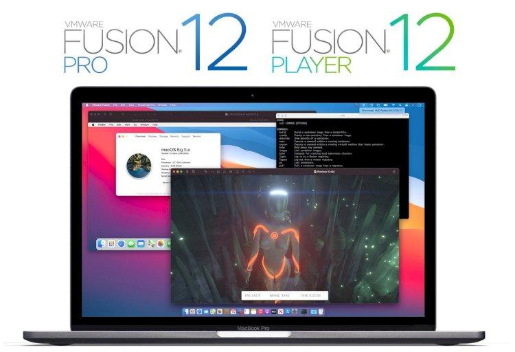 VMware Fusion 12 hỗ trợ macOS Big Sur và eGPU