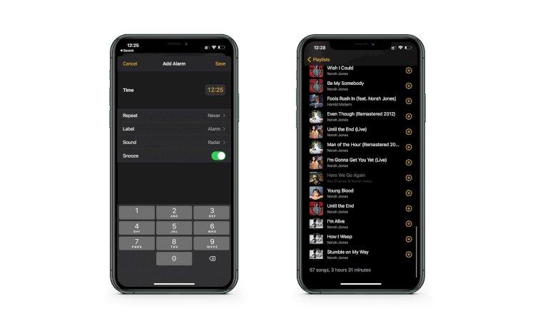 Dùng nhạc Apple Music làm báo thức trên iPhone