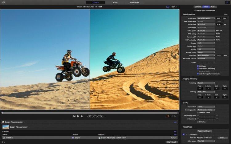 Final Cut Pro X có bản cập nhật mới 10.4.9, tối ưu cho làm việc từ xa và mạng xã hội