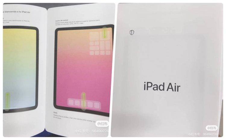 Apple sắp bán ra iPad Air màn hình tràn viền như iPad Pro