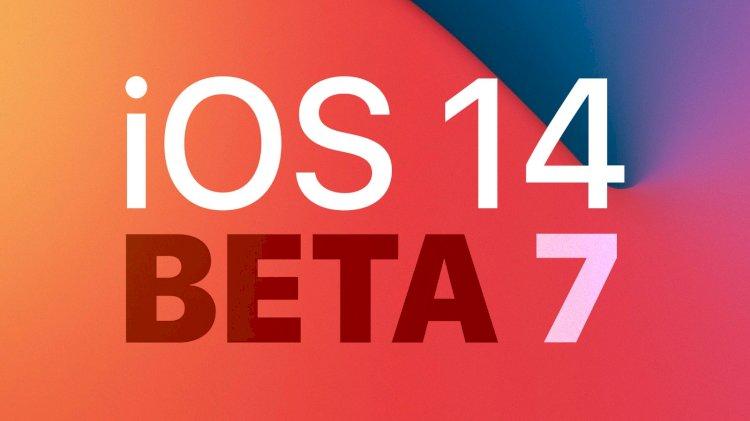 Apple phát hành iOS 14 Developer beta 7