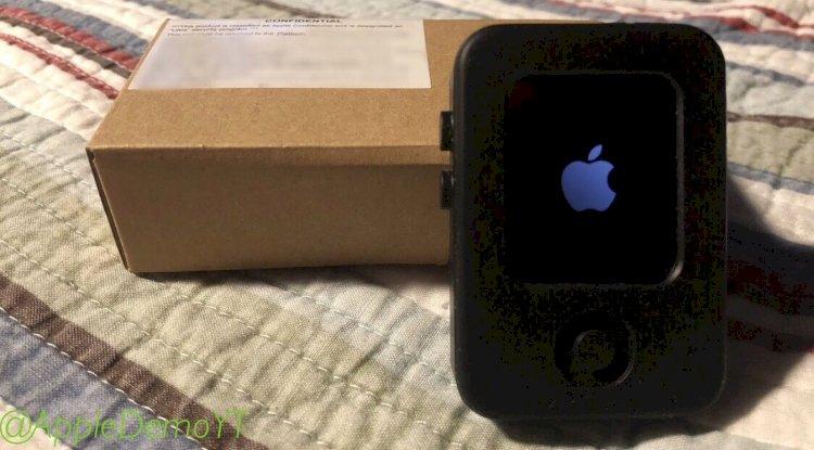 Xuất hiện hình ảnh nguyên mẫu của Apple Watch