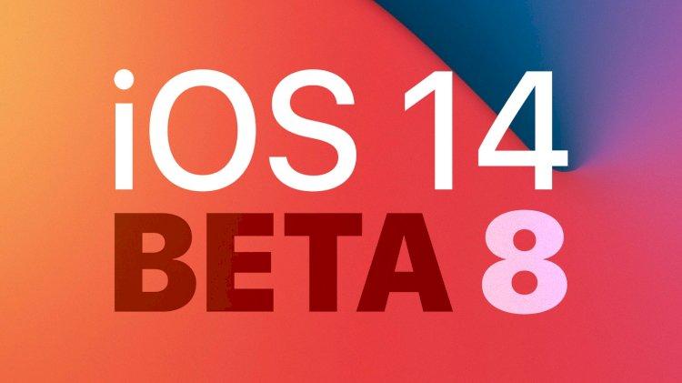 Apple tiếp tục phạt hành iOS 14 Beta 8 tới các nhà phát triển