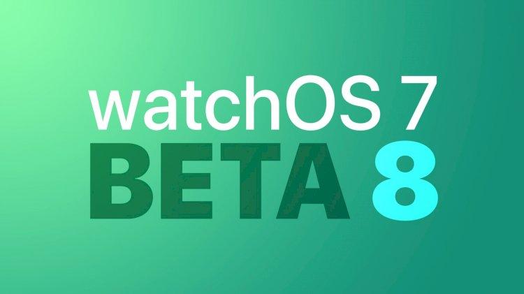 Apple phát hành watchOS 7 Beta 8 tới các nhà phát triển