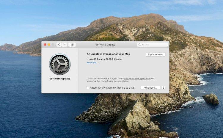 Apple phát hành bản cập nhật bổ sung cho macOS 10.15.6, tiếp tục sửa lỗi