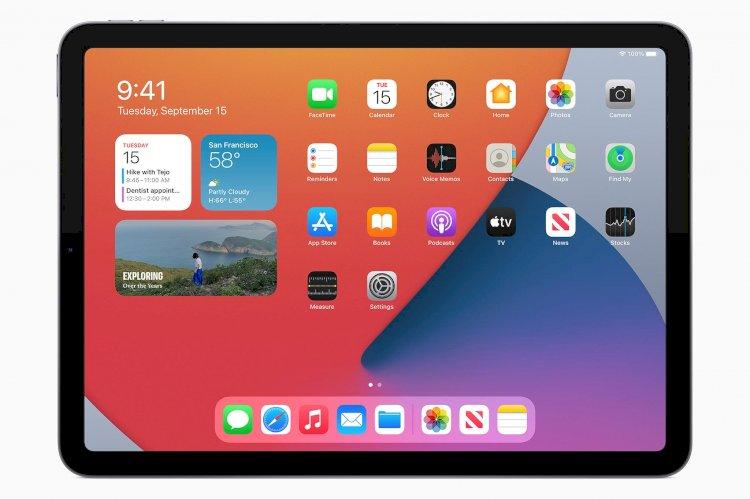 iPad Air hoàn toàn mới với thiết kế giống iPad Pro, nhiều màu hơn và Touch ID trên nút nguồn...