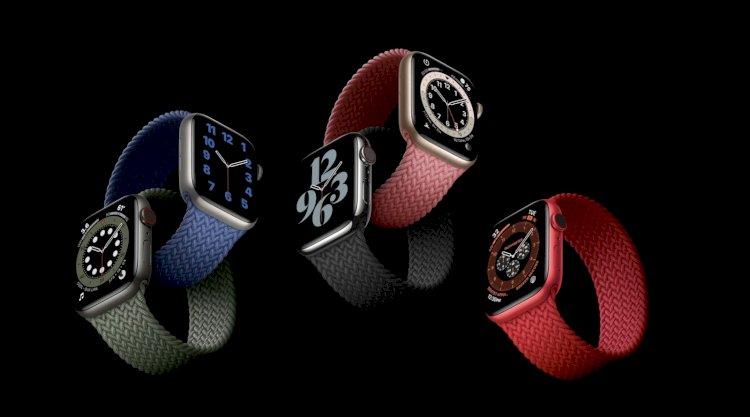 Apple Watch Series 6 và Apple Watch SE chính thức ra mắt