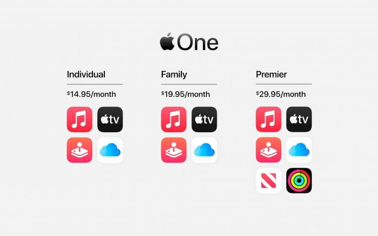 Apple One chính thức, gộp tất cả các dịch vụ của Apple thành một với chi phí chỉ từ 360k/tháng
