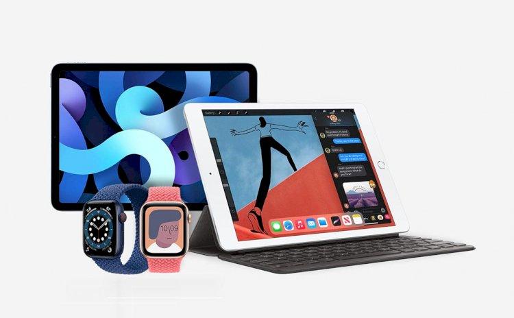 Tổng hợp giá bán Apple Watch Series 6 / SE, iPad Air mới sắp có mặt tại Việt Nam