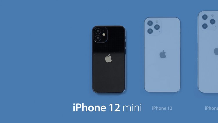 iPhone 12 sẽ bao gồm iPhone 12 Mini, iPhone 12, iPhone 12 Pro và iPhone 12 Pro Max