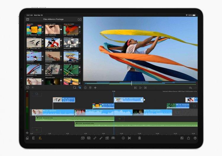 Final Cut Pro X cho iPad Pro có thể sẽ sớm ra mắt trong năm 2021