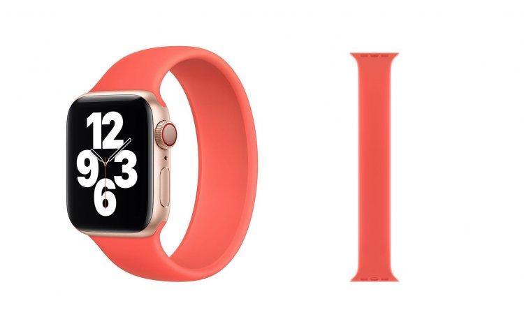 Apple xác nhận sợi dây Solo Loop trên Apple Watch sẽ giãn ra theo thời gian