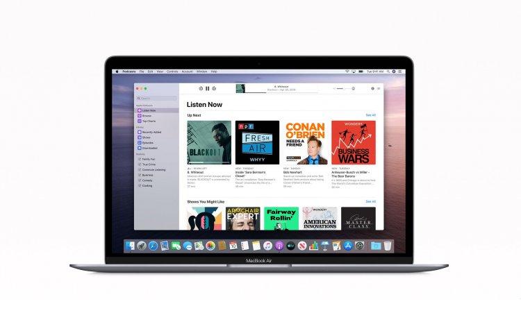 Apple phát hành macOS Catalina 10.15.7, sửa lỗi kết nối Wi-Fi trên máy Mac