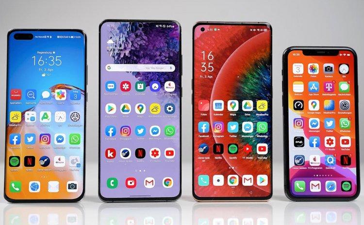Doanh thu Apple Q2 năm 2020 gần bằng cả Samsung và Huawei cộng lại.