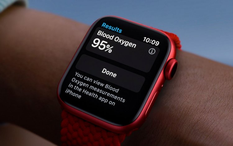 Apple không cần phải thông qua FDA để sử dụng tính năng đo oxy trong máu trên Apple Watch